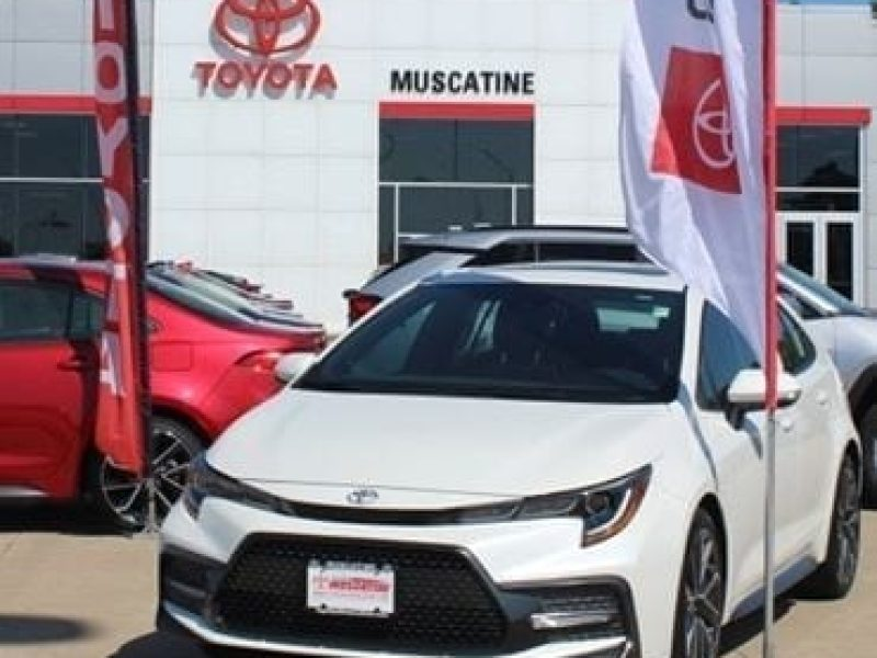 Toyota of Muscatine