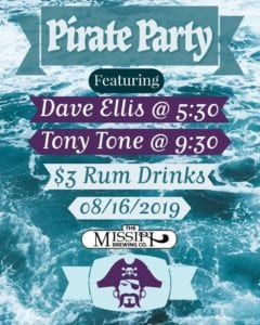 Brew Pirate Party