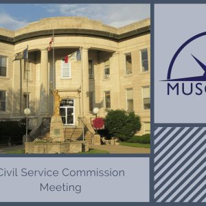 Civil Service Commission Meeting