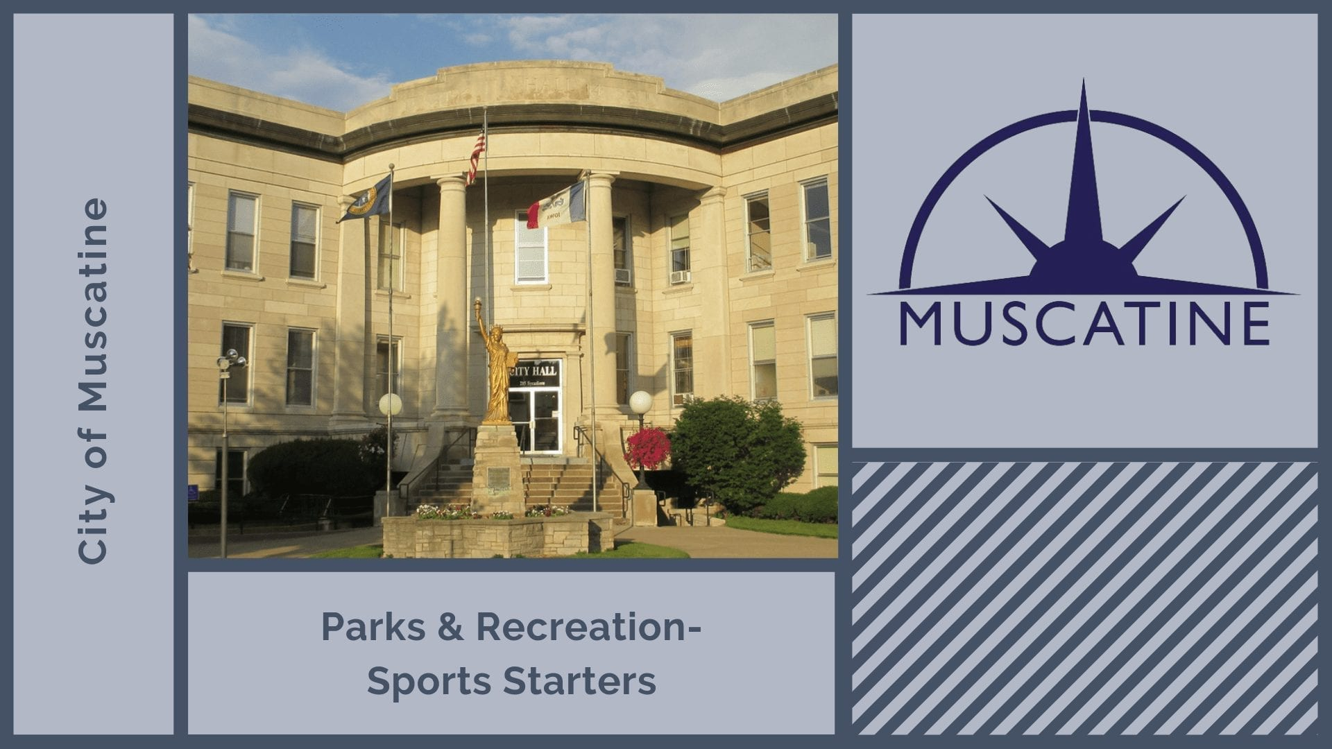 Parks & Recreation- Sports Starters