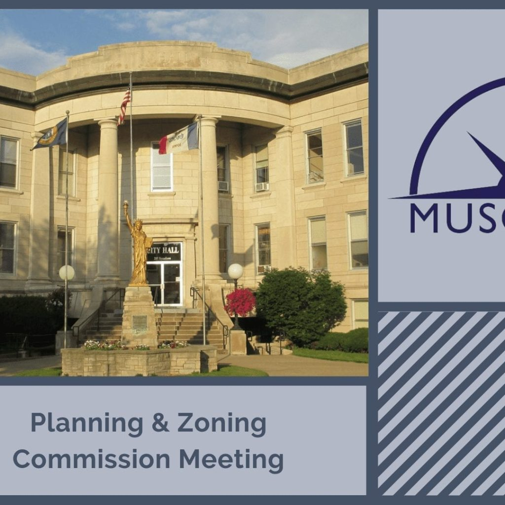 Planning & Zoning Meeting