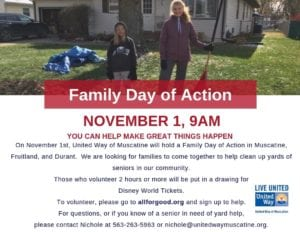 Family Day of Action