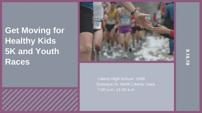 Get Moving for Healthy Kids 5K and Youth Races