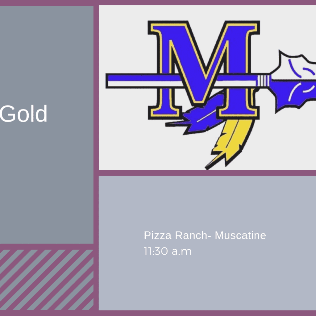 Purple & Gold Meeting
