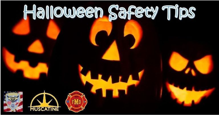 Be prepared for a ghoulish, but safe, Halloween celebration