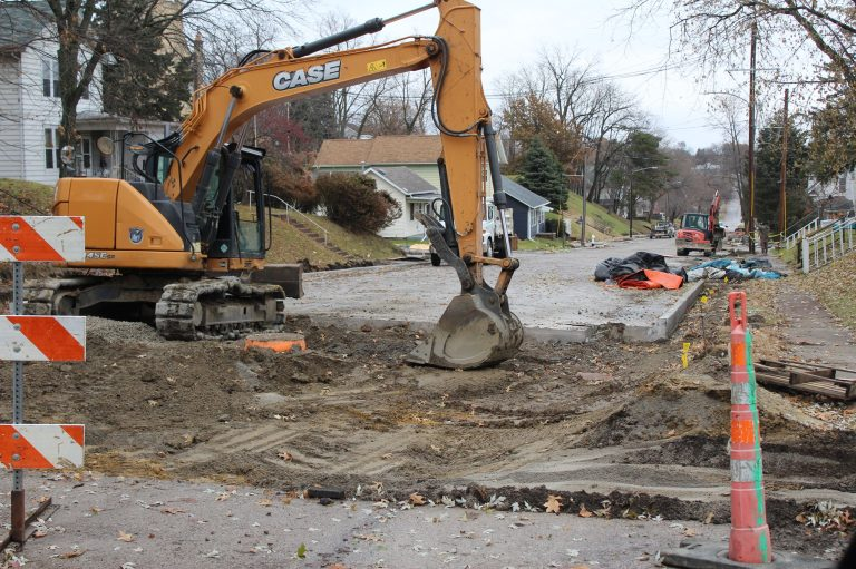 8th Street to reopen to traffic on November 27