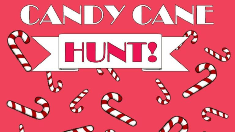 The Hunt for Candy Canes Returns to the Riverfront December 6th