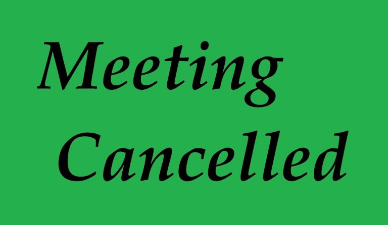 City Council in depth session cancelled for November 14
