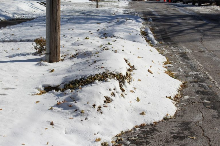 Leaf collection delayed; compost facility hours change