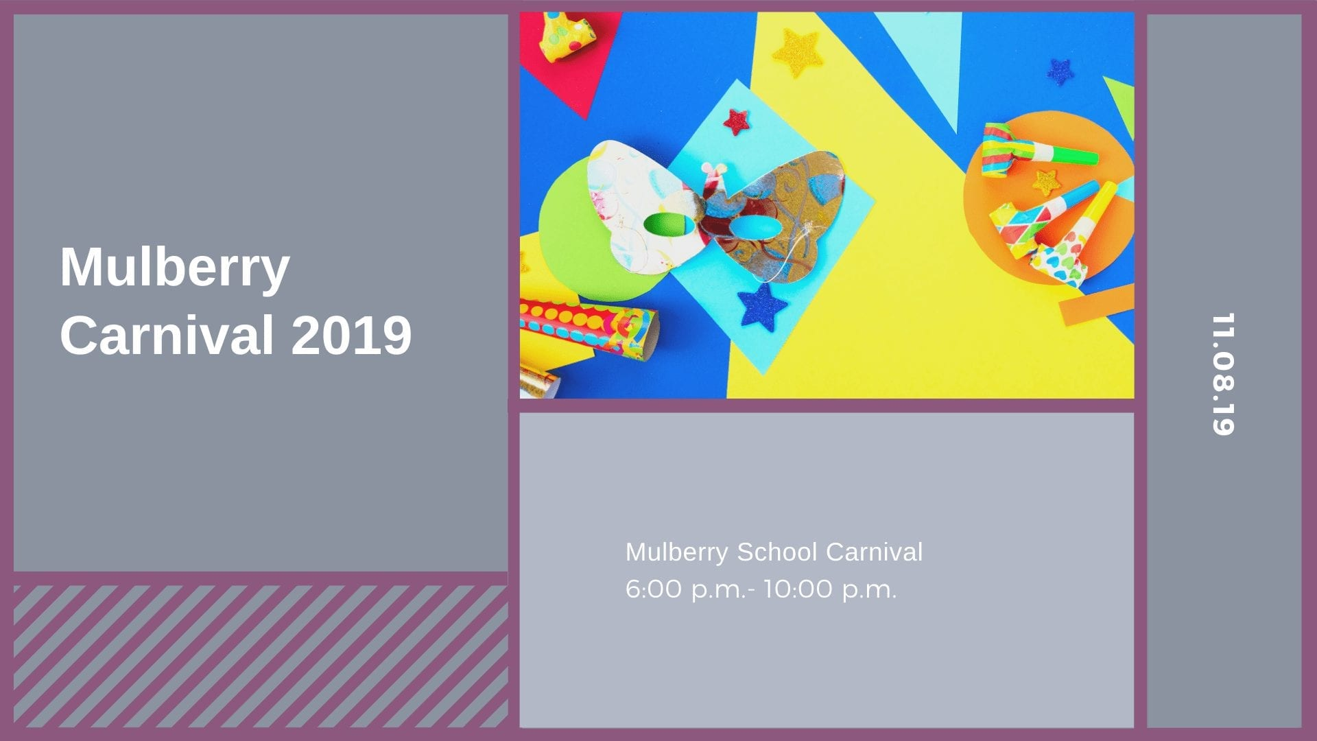 Mulberry Carnival 2019