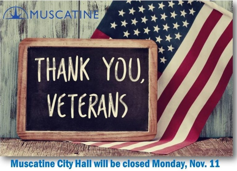 City offices closed November 11, no refuse, recycling collection
