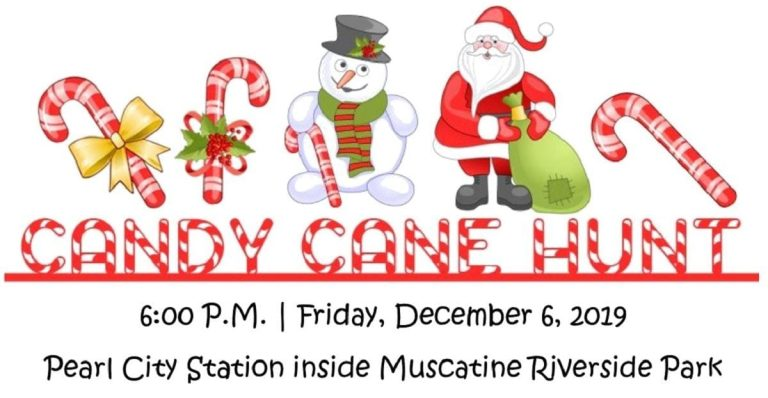 The Great Candy Hunt set for Friday in Riverside Park