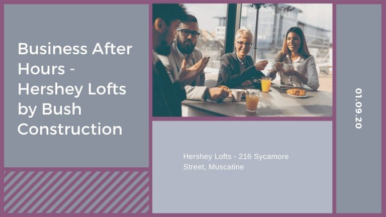 Business After Hours – Hershey Lofts by Bush Construction