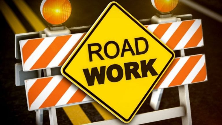 Portion of Blaine Street to be closed for one week