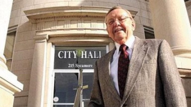 Mayor Dick O'Brien passes away on New Years Day