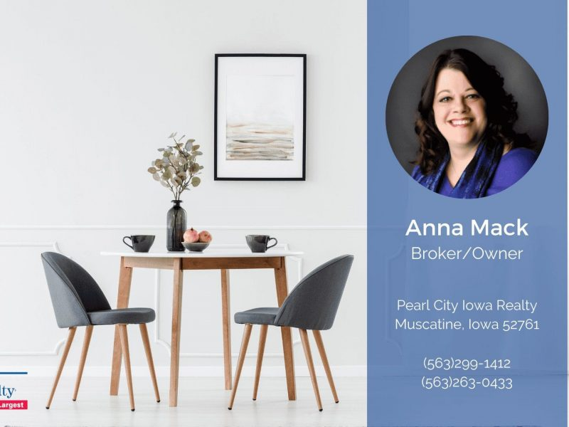 Pearl City Iowa Realty – Anna Mack