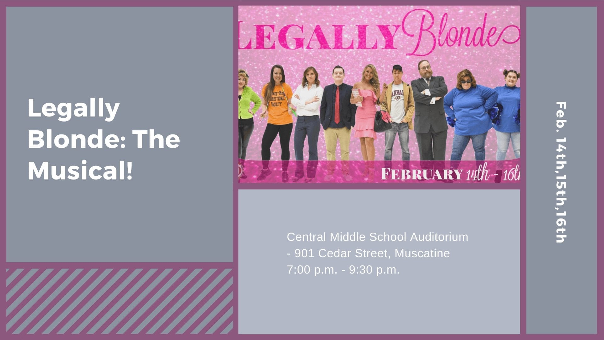 Legally Blonde: The Musical!