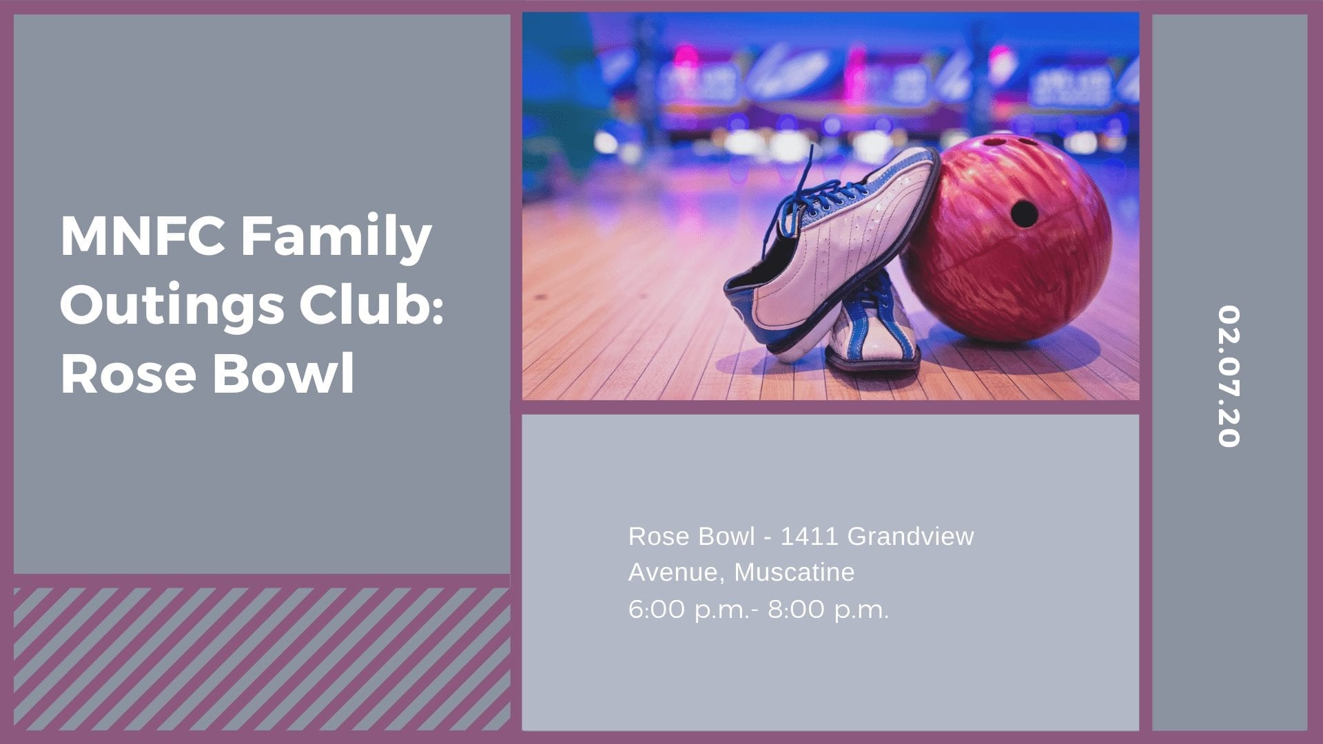 MNFC Family Outings Club: Rose Bowl