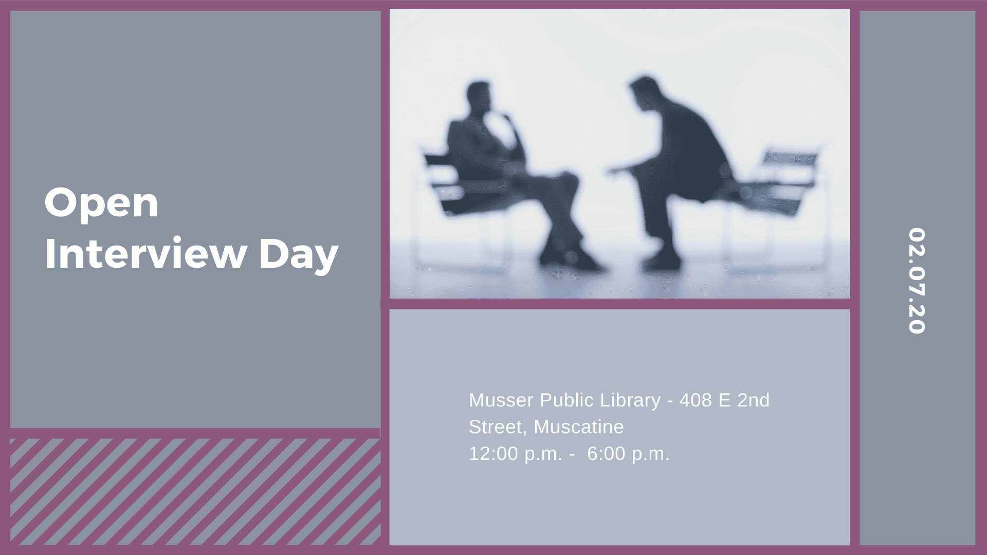 Open Interview Day