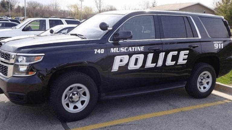 Temporary changes made at Muscatine Police Department
