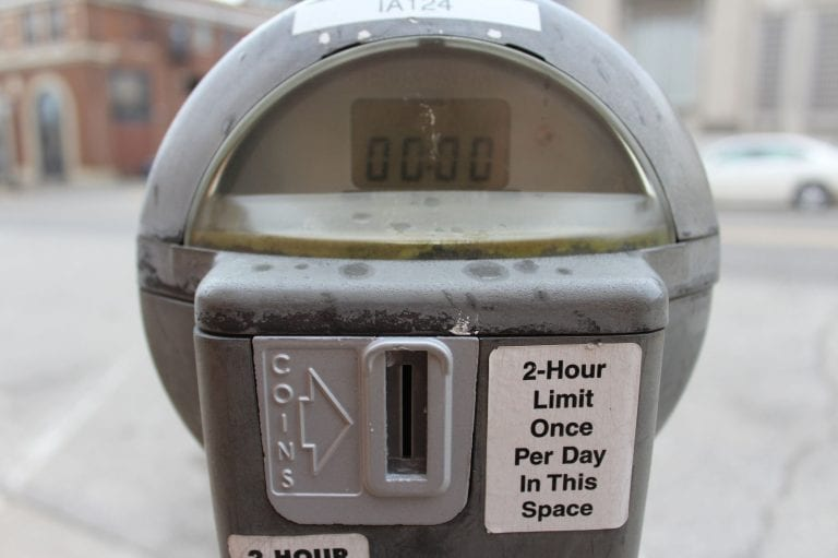 Temporary changes to parking rules in Downtown Muscatine