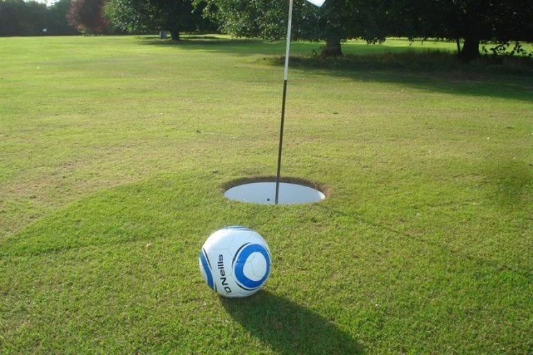 Footgolf course opens at Muscatine Municipal Golf Course