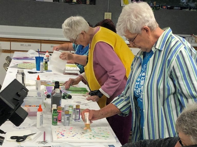 Art Center to host several free Creative Sessions in 2020