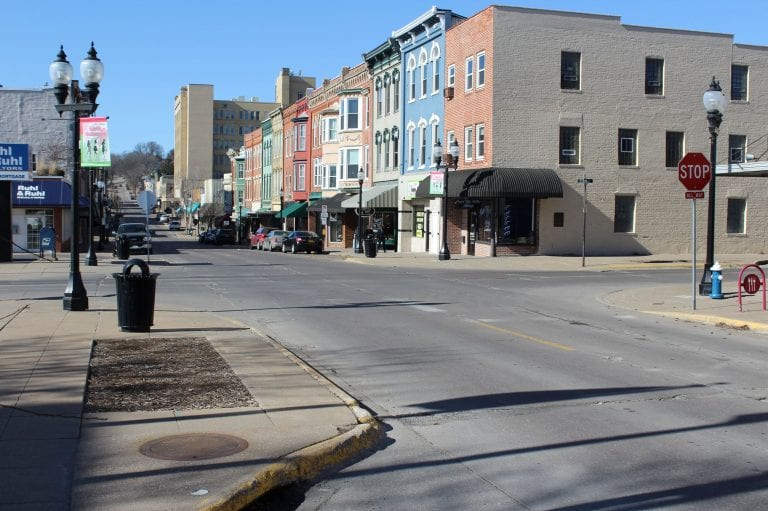 Block of 2nd Street to be closed to traffic starting April 13