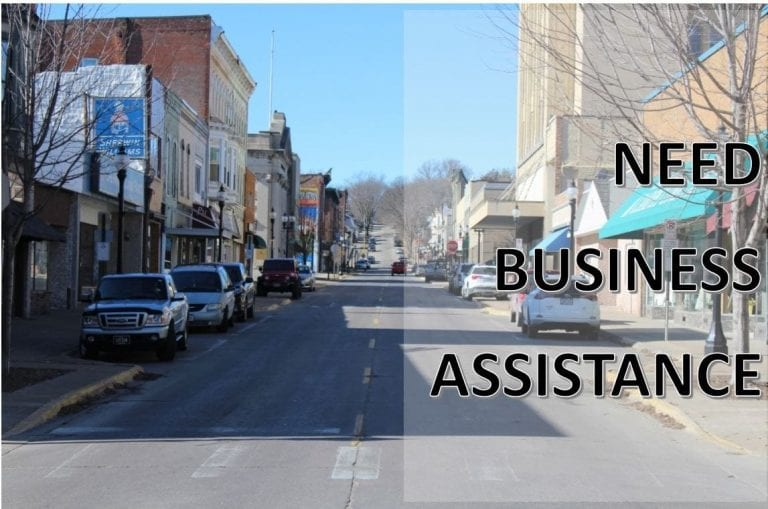 City set to launch program to assist Muscatine small businesses