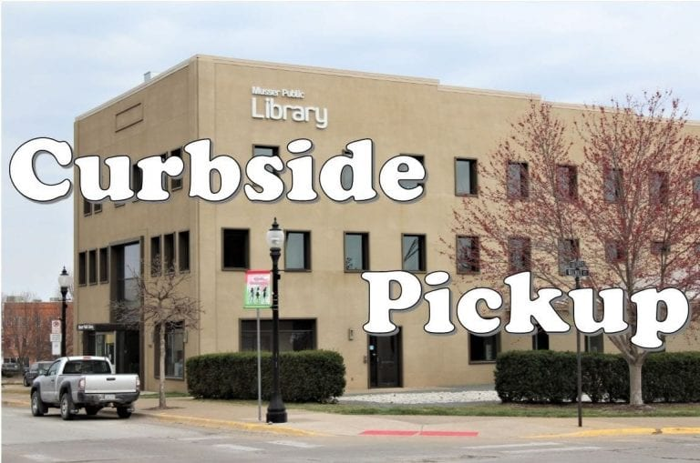 Contactless Curbside Pickup to start May 4 at Musser Library