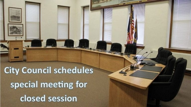 Council to meet in special session Wednesday (April 29)
