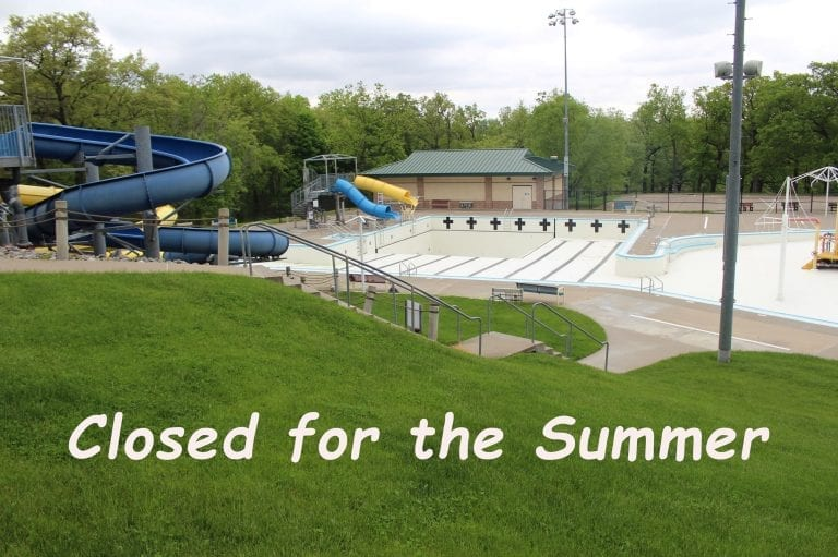 Weed Park Aquatic Center to remain closed for 2020 season