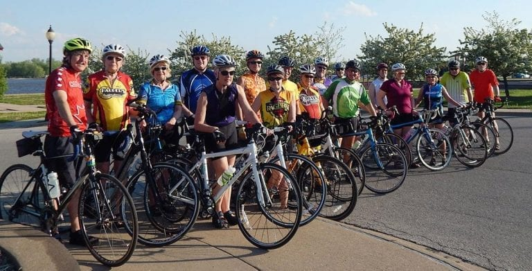 Get on your bikes and ride – Family Bike Ride is July 11