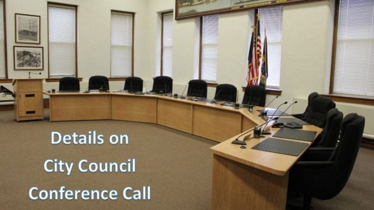 Three meetings for City Council members on June 11