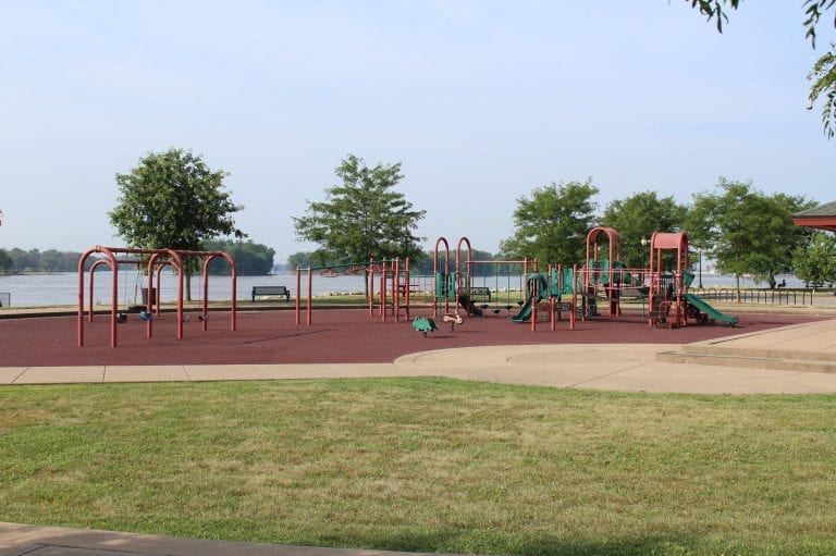 City parks playgrounds, sport courts remain open to the public