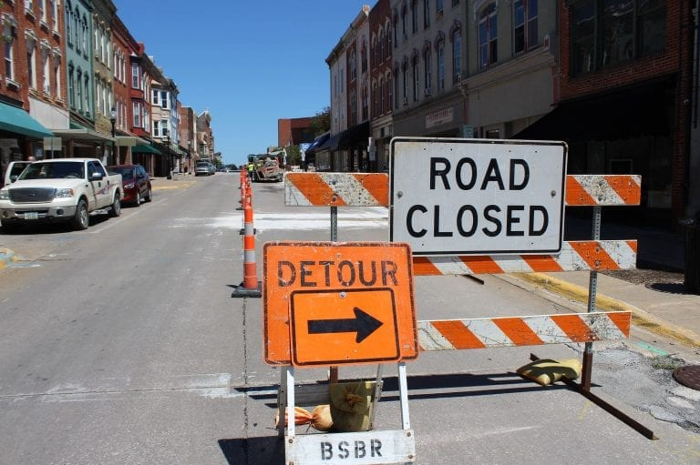Streetscape Project moves to 200 block of East 2nd Street