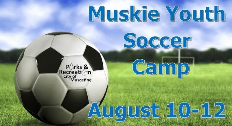 Third Annual Muskie Youth Soccer Camp is scheduled for August