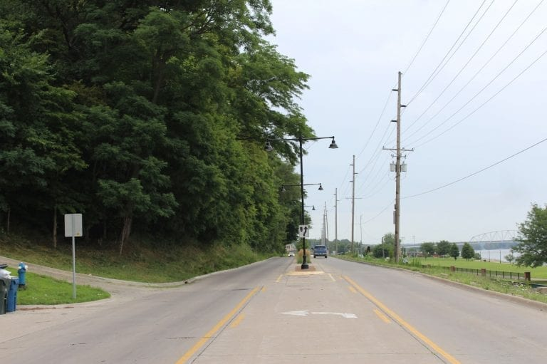 Part of Mississippi Drive to be closed to traffic July 21