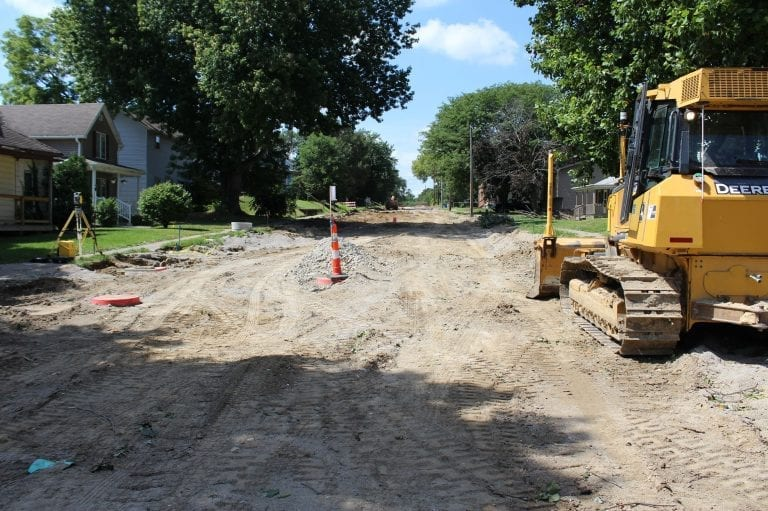 Construction Update: 2nd Street lane restriction change, 8th Street paving upcoming