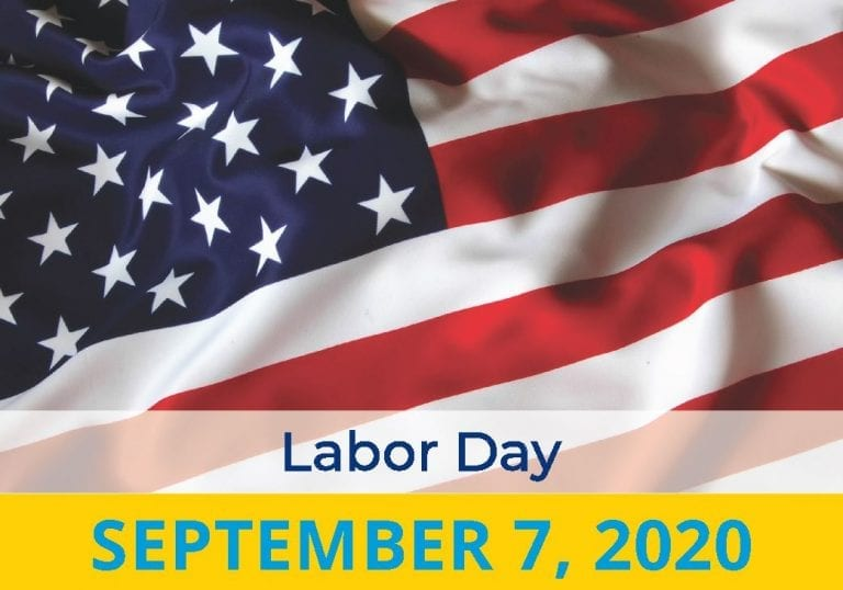 City offices closed for Labor Day; refuse, recycling collection changed