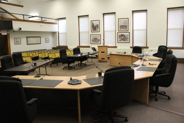 Council back in chambers September 17 for hybrid session