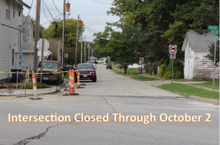 East 4th to be closed at Park Avenue through October 2