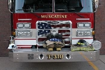Moment of Silence to be observed at Firefights Memorial Sept. 11