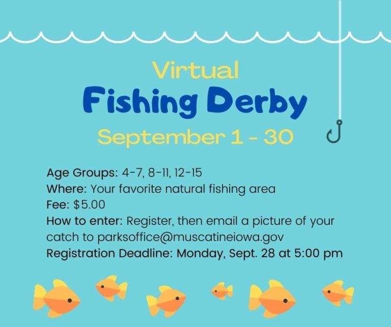 """Adolescent anglers can """"Go Fish"""" for prizes this September"""
