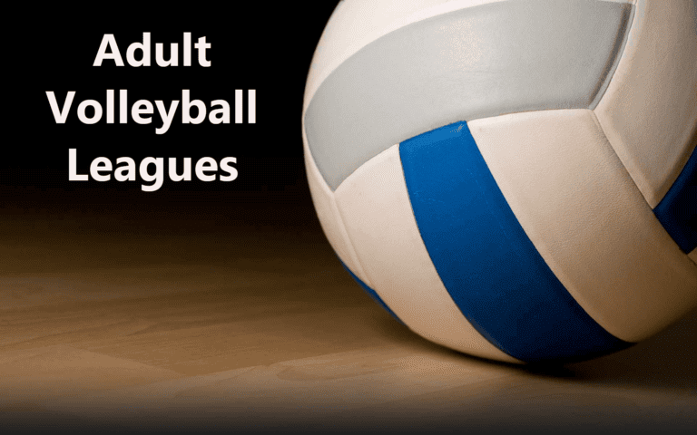 Registration underway for winter adult volleyball leagues