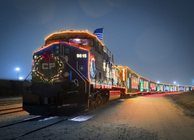 Canadian Pacific cancels Holiday Train for 2020
