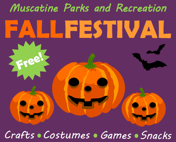 Parks and Recreation to sponsor 10th Annual Fall Festival