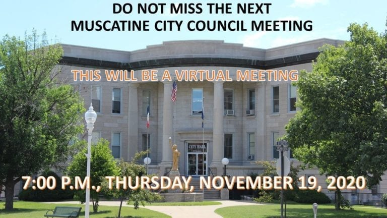 Two public hearings on council agenda for November 19