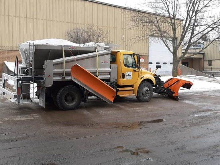 City geared up and ready as Winter Storm Watch is issued