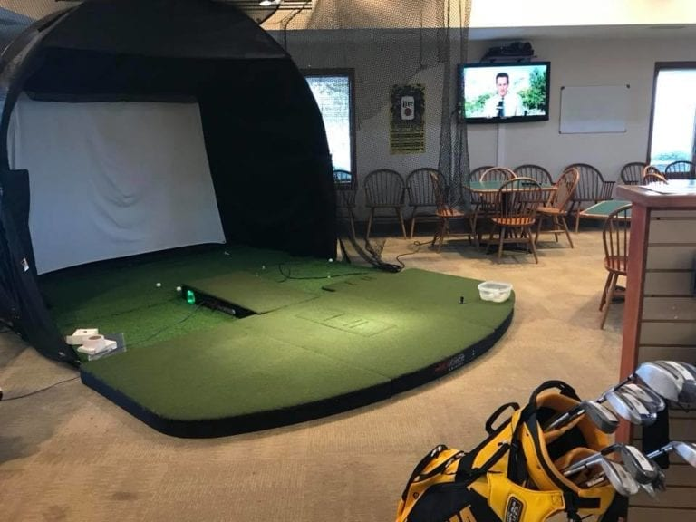 Course closed? Play golf indoors this winter at the Muni